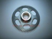 Motorcycle Clutch Parts For YAMAHA YBR-125 2006 Starter Bendix Gear