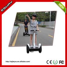 2014 Alibaba mais novo estilo corlorful desdobrável scooters elétricos Esway gas motorizado scooter