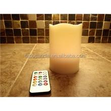 on-line Flameless LED Rainbow Candles