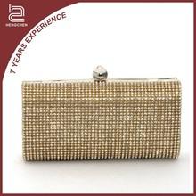High-end crystal bag/clutch, fashion lady handbag bags purses clutch evening bag