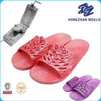 pvc shoe mould airblowing used on pvc airblowing injection machine