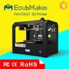 EcubMaker popular 3d phone case printing machine