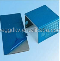Blue PVC protective film