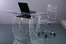 High quality transparent acrylic chair acrylic desk chair