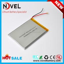 Grande capacità 3.7v 5600ma 3997132 ricaricabile Li- batteria ai polimeri per tablet pc