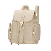 guangzhou handbag factory women leather backpack for women