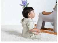 Organic cotton baby creepers, 100% organic baby climb cloth