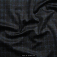 75D knitting plain dyed continuous curtain fabric