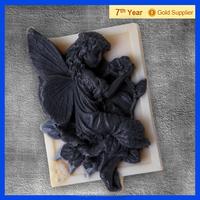Natural oil soap dark spot remover soap flower fairy soap