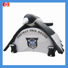 Fun and cool animal shape big party tent / inflatable tent