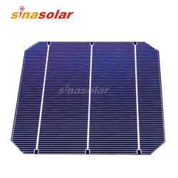 4.3W A Grade 156*156mm Monocrystalline Solar Cell