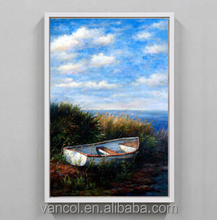 Wholesale hot artistic cheap oil painting landscape, oil paintings for sale online