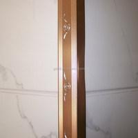 L shape tile edge trim,wall corner protect tile trim