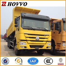 SINOTRUK HOWO 6X4 DUMP TRUCK HEAVY DUTY TRUCK Right hand driving vehicle