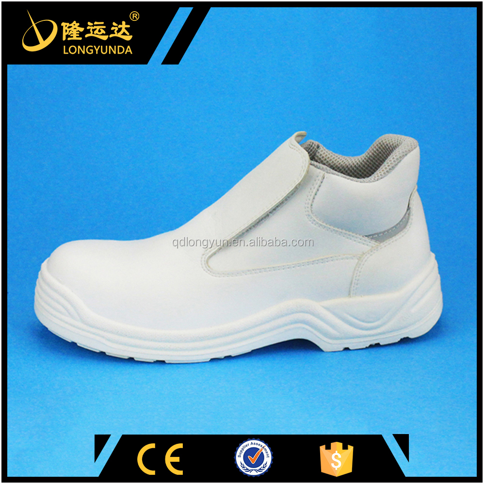 china manufacturer white safety shoes without laces buy