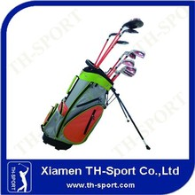 High quality graceful new junior golf set for stand bag