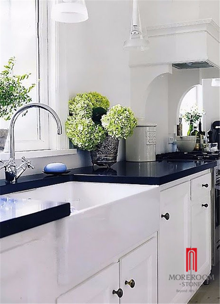 pure black quartz stone countertop (6).jpg