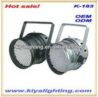 Super bright led par64 183pcs 10mm intelligent lighting for sale