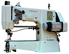 PLS-82 800RPM double needle thick thread stitch pattems made in China sewing machine price