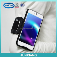 Elastic Velcro Sport Armband Case for Iphone 6 Plus