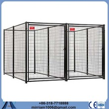 Cheap or galvanized comfortable 5x5 dog kennels