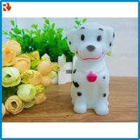 Pvc free kids gift vinyl toys for pet dog