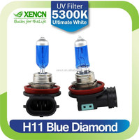 Upgrade excellent quality 81111 12V 55W 5300K fog halogen lamp for h11