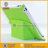 Transformer PU stand Case for iPad 2 3 4
