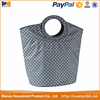 China factory polyester laundry bags with handles