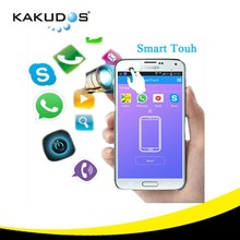 New item amazing smart touch tempered glass screen protector for android mobile phone