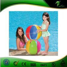 Factory Promotion Inflatable human beach ball / inflatable vinyl beach ball