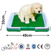 Wholesale Indoor Dog Toilets With Grass Mat Dog Cleaning Products