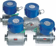 Digital Electromagnetic Type Sanitary Flow Meter for Water