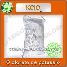 99.5% clorato de potássio