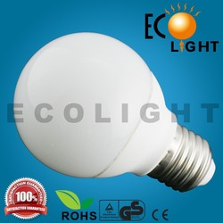 9w G shape light (G55/G65/G70/G80) T3 energy saving light bulb