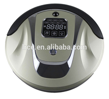automática mini casa robótica limpiador de vacío mando a distancia