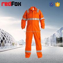reflective safety nylon zipper elastic waist