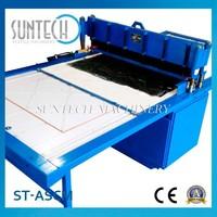 SUNTECH Automatic Cloth Piece Cutting Machine,Electric Fabric Cutter