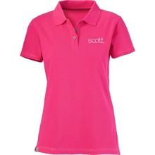ladies polo neck tshirt