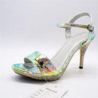 trendy factory bulk wholesale shoes women high heel shoes