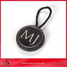 Newly Irregular Shape Plastic Seal Tag with Exquisite artwork and High Quality