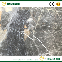 Cut To Size Polished Marble Flooring Colors