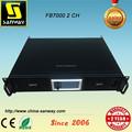 Fb7000 2U Mini circuito amplificador de Audio