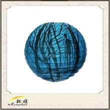 new arrival cheap round led light chinese paper lanterns Party Decoration