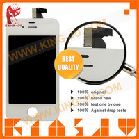 KING-JU YES!By Finishing Touch for iphone 4 screens,For iphone 4 replacements,For iphone 4 foxconn LCD