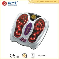 China hotsale medical foot caring biological electromagnetic wave foot massager