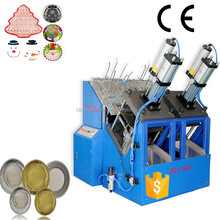 Automatic counting plate machine, high speed paper plate manufacturing machine,environment protection paper plates machine
