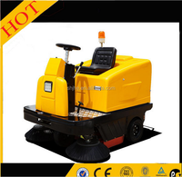 mobil sweeper with CE ISO901 certificate Shanghai factory FLOOR SCRUBBER