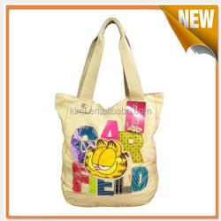 Custom cotton promotion bag