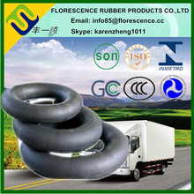 China factory tubes, butyl tube, truck tire inner tube 10.00R20 korea inner tube